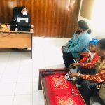 Dharma Wanita Persatuan Sumbang 1000 Masker Puncak Jaya